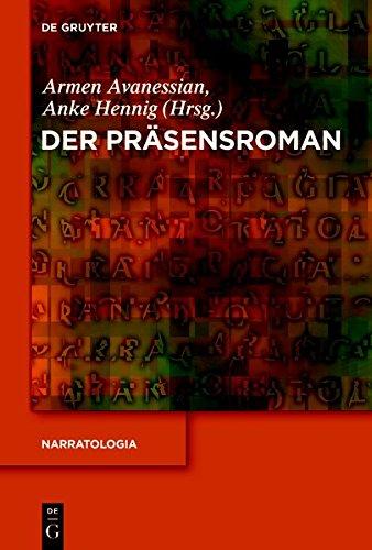 9783110288308: Der Prasensroman