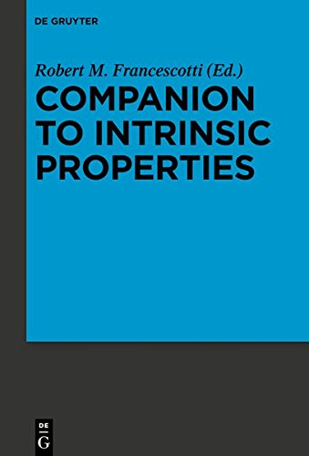 9783110292602: Companion to Intrinsic Properties
