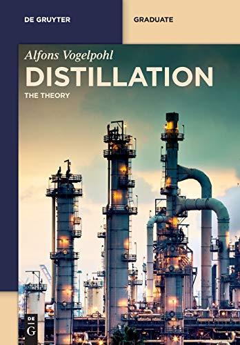 9783110292848: Distillation: The Theory (De Gruyter Textbook)