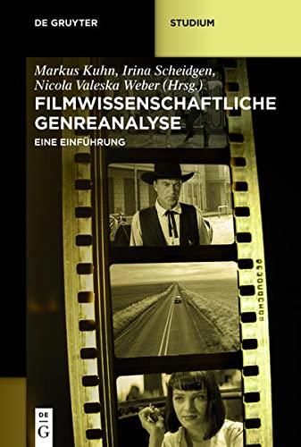 9783110296983: Filmwissenschaftliche Genreanalyse (de Gruyter Studium) (German Edition)