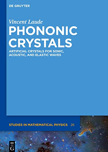 9783110302653: Phononic Crystals (De Gruyter Studies in Mathematical Physics)