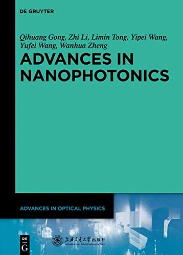 9783110307016: Advances in Nanophotonics