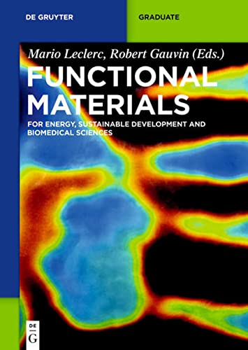 9783110307818: Functional Materials (de Gruyter Textbook)