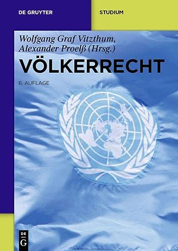 9783110314786: Völkerrecht (De Gruyter Studium)