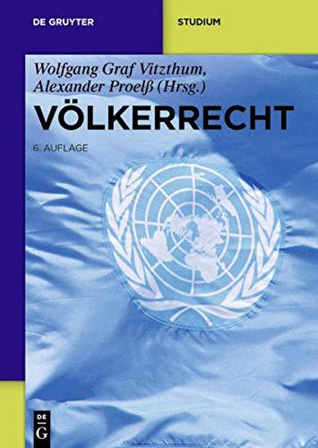 9783110316094: Volkerrecht (de Gruyter Studium)