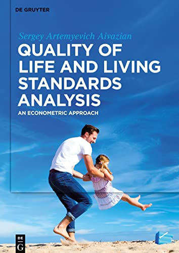 9783110316247: Quality of Life and Living Standards Analysis