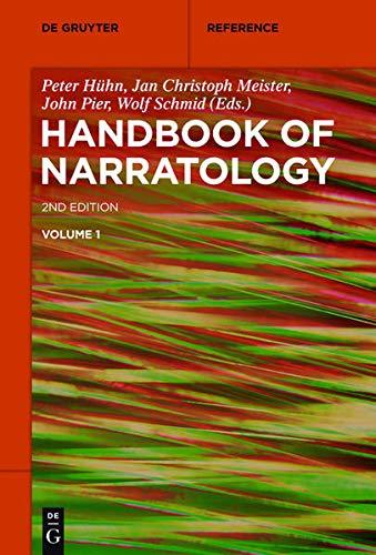 9783110316346: Handbook of Narratology (de Gruyter Handbook)