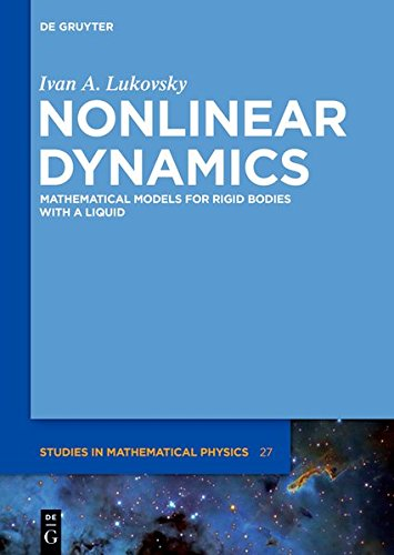 9783110316582: Nonlinear Dynamics: Mathematical Models for Rigid Bodies with a Liquid (De Gruyter Studies in Mathematical Physics)