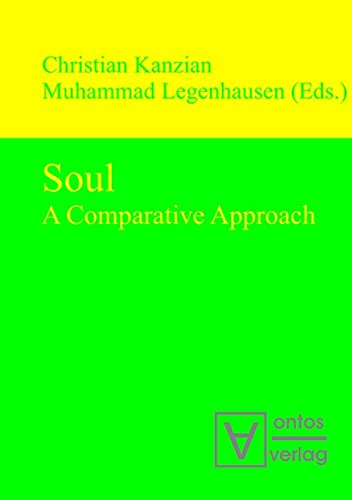 9783110319422: Soul: A Comparative Approach