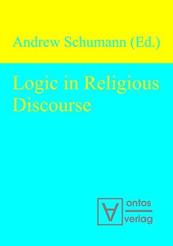 9783110319583: Logic in Religious Discourse