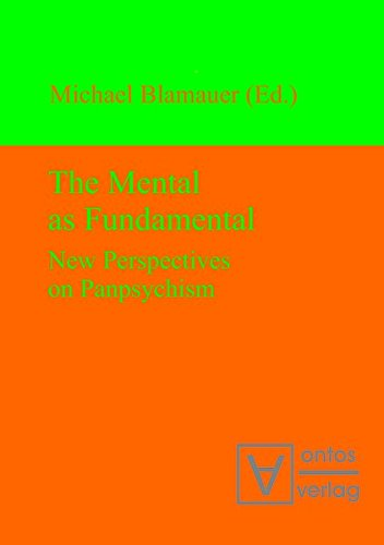 9783110319866: The Mental as Fundamental: New Perspectives on Panpsychism