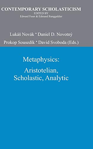 9783110322163: Metaphysics (Contemporary Scholasticism)