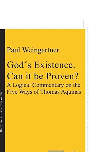 9783110324389: God´s Existence. Can it be Proven? (Metaphysical Research)