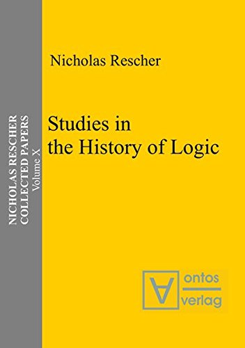 9783110326451: Studies in the History of Logic