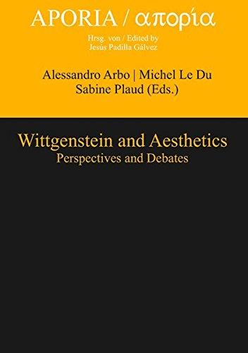 9783110330625: Wittgenstein and Aesthetics: Perspectives and Debates (Aporia)