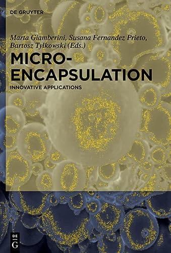 Microencapsulation: Marta Giamberini