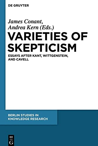 9783110335507: Varieties of Skepticism (Berlin Studies in Knowledge Research)