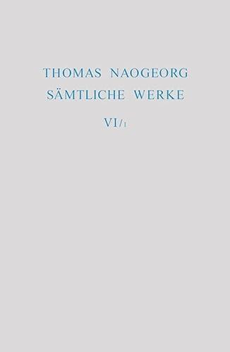 Sämtliche Werke Regnum Papisticum, 2 Bde.: Thomas Naogeorg