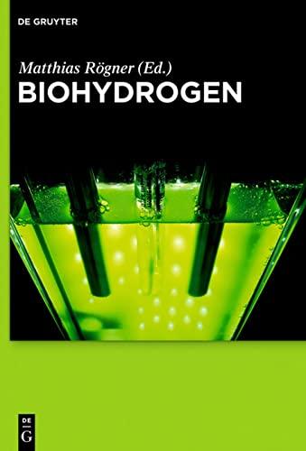 9783110336450: Biohydrogen