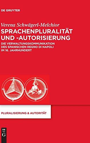 Sprachenpluralität und -autorisierung: Verena Schwägerl-Melchior