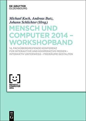Mensch & Computer 2014 - Workshopband: Michael Koch
