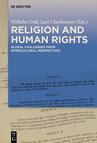 Religion and Human Rights: Wilhelm Gräb