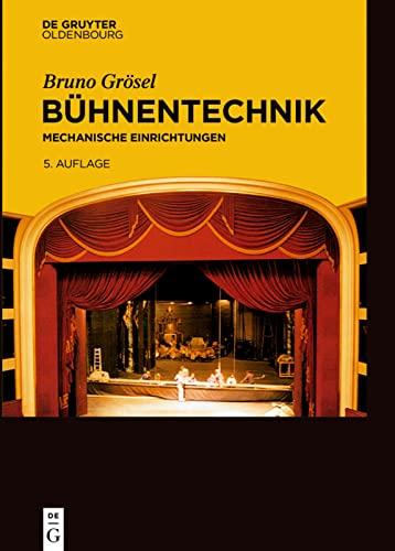 Bühnentechnik: Bruno Grösel