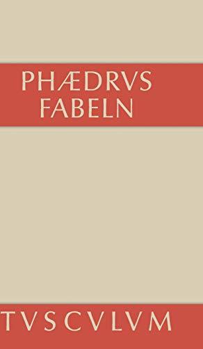 9783110356076: Fabeln: Lateinisch-deutsch (Sammlung Tusculum)