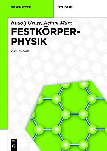 9783110358698: Festkorperphysik (De Gruyter Studium) (German Edition)