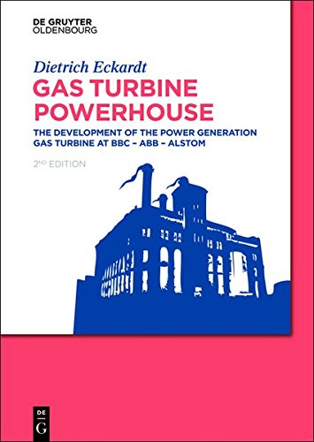 9783110359787: Gas Turbine Powerhouse: The Development of the Power Generation Gas Turbine at BBC - Abb - Alstom