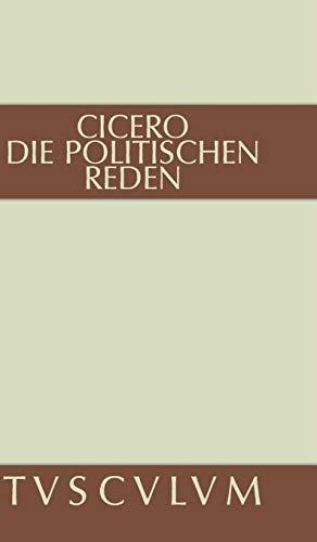 9783110360929: Marcus Tullius Cicero: Die politischen Reden. Band 2 (Sammlung Tusculum)