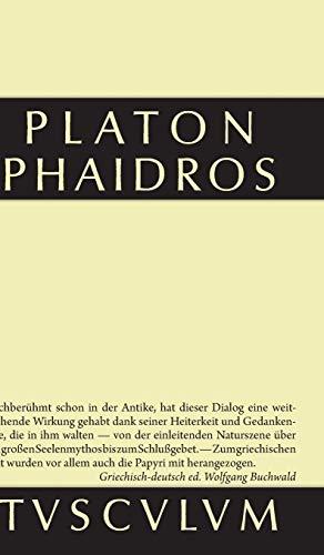 9783110360967: Phaidros (Sammlung Tusculum)