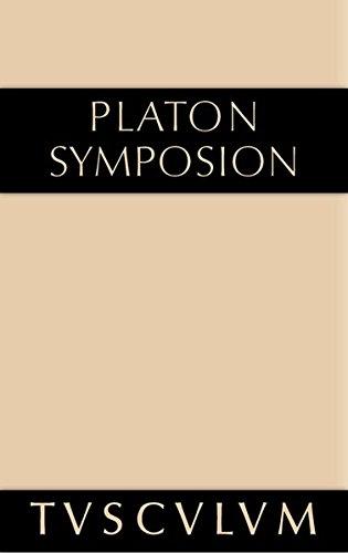 9783110361803: Symposion: Griechisch-Deutsch (Sammlung Tusculum)