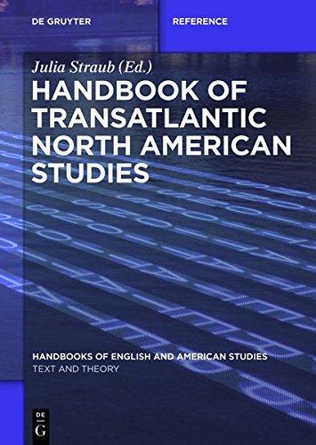 9783110376746: Handbook of Transatlantic North American Studies
