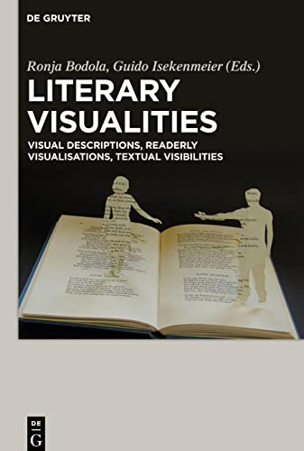 9783110377941: Literary Visualities
