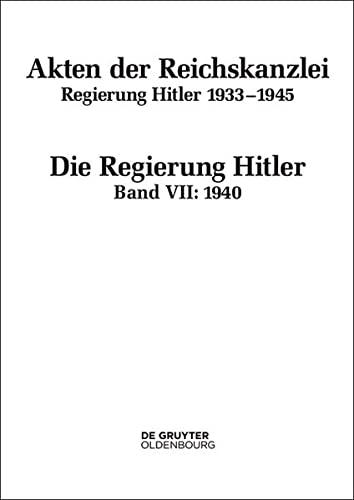 9783110399776: 1940