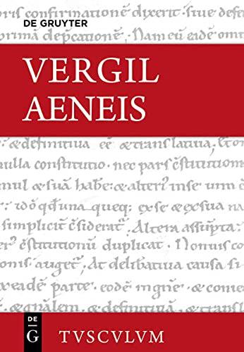 9783110408799: Aeneis (Sammlung Tusculum)
