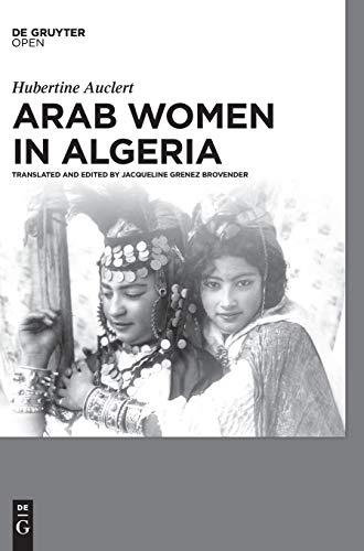 Arab Women in Algeria: Hubertine Auclert
