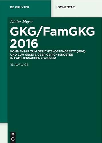 GKG/FamGKG 2016: Dieter Meyer