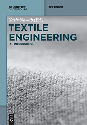 9783110413243: Textile Engineering: An Introduction (De Gruyter Textbook)