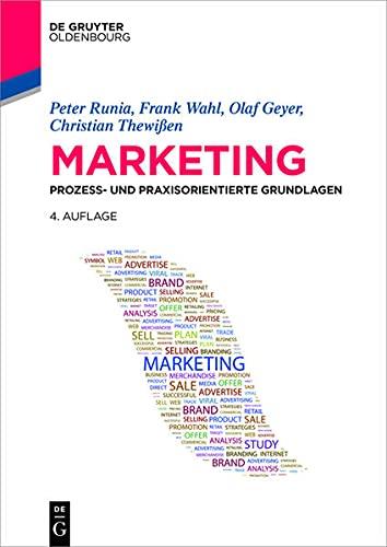 9783110413953: Marketing: Prozess- und praxisorientierte Grundlagen (De Gruyter Studium)