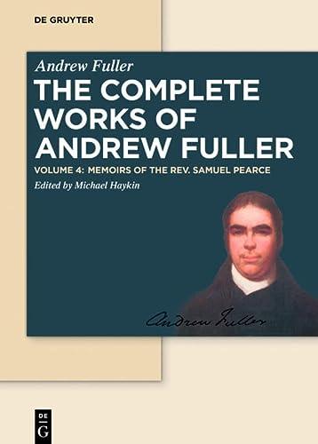 9783110414103: Memoirs of the REV. Samuel Pearce