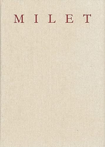 9783110416886: Die byzantinischen Basiliken von Milet