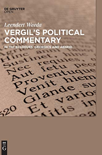 Vergil's Political Commentary: Leendert Weeda