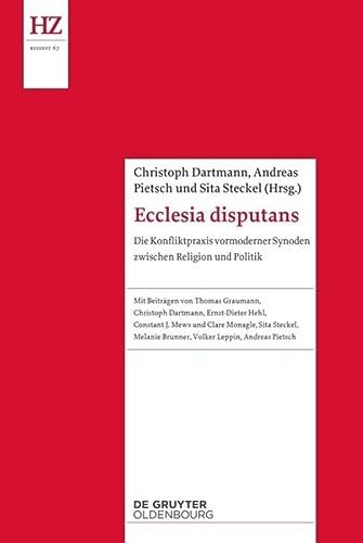 Ecclesia disputans: Christoph Dartmann