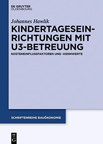Kindertageseinrichtungen mit U3-Betreuung: Johannes Hawlik