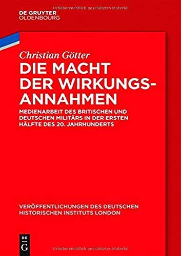 Die Macht der Wirkungsannahmen: Christian Götter