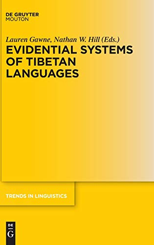 9783110460186: Evidential Systems of Tibetan Languages (Trends in Linguistics. Studies and Monographs)