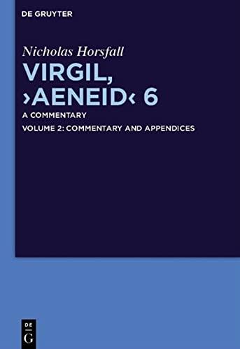 9783110482416: Virgil, Aeneid: A Commentary: 6