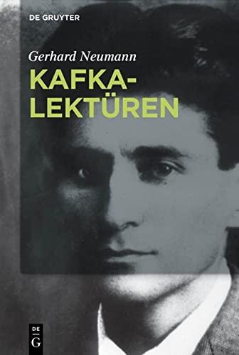 9783110485790: Kafka-Lektüren (German Edition)